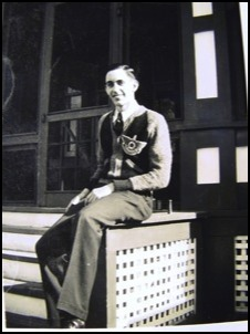 Francis Willard Greenfield RCAF